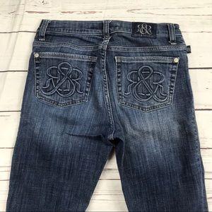 Women's Rock & Republic Size 8 Boot Cut Jeans